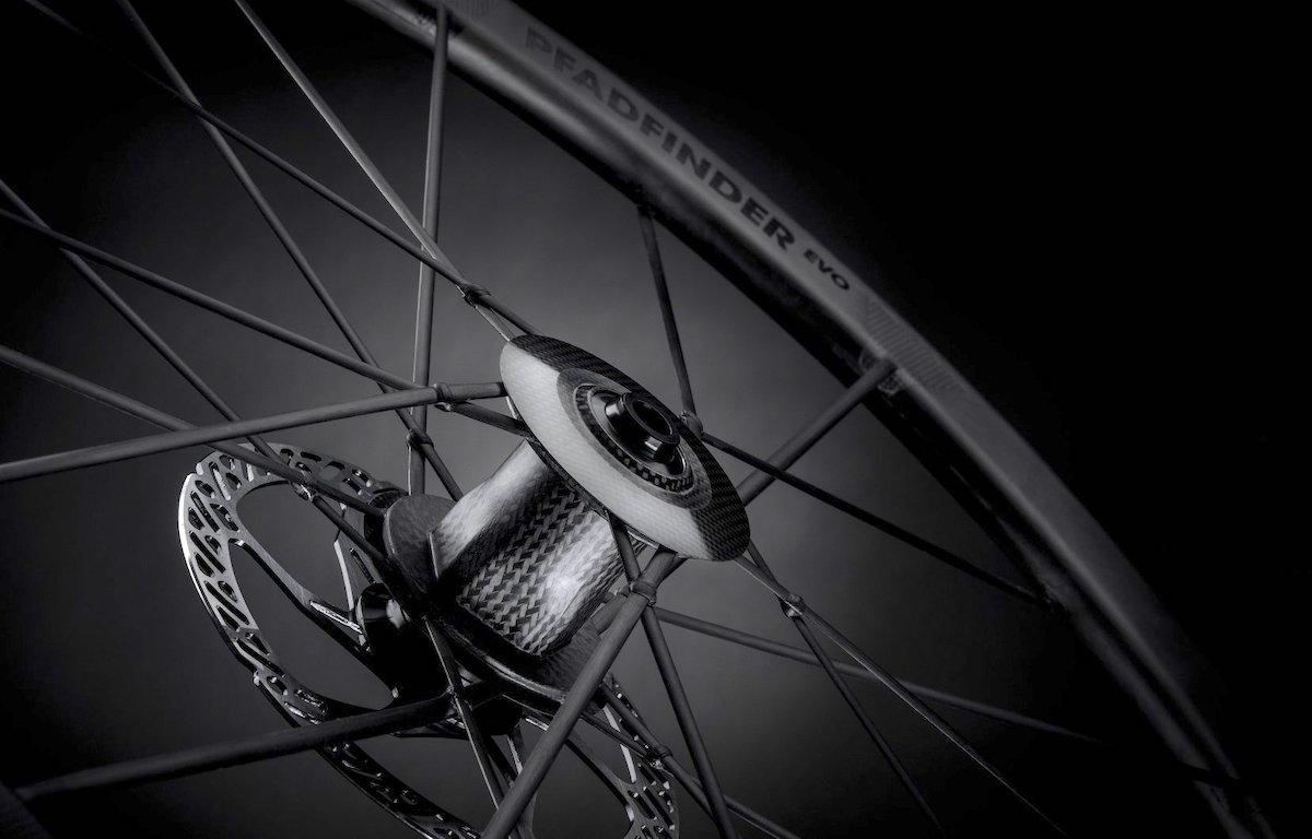 nuove ruote Lightweight gravel