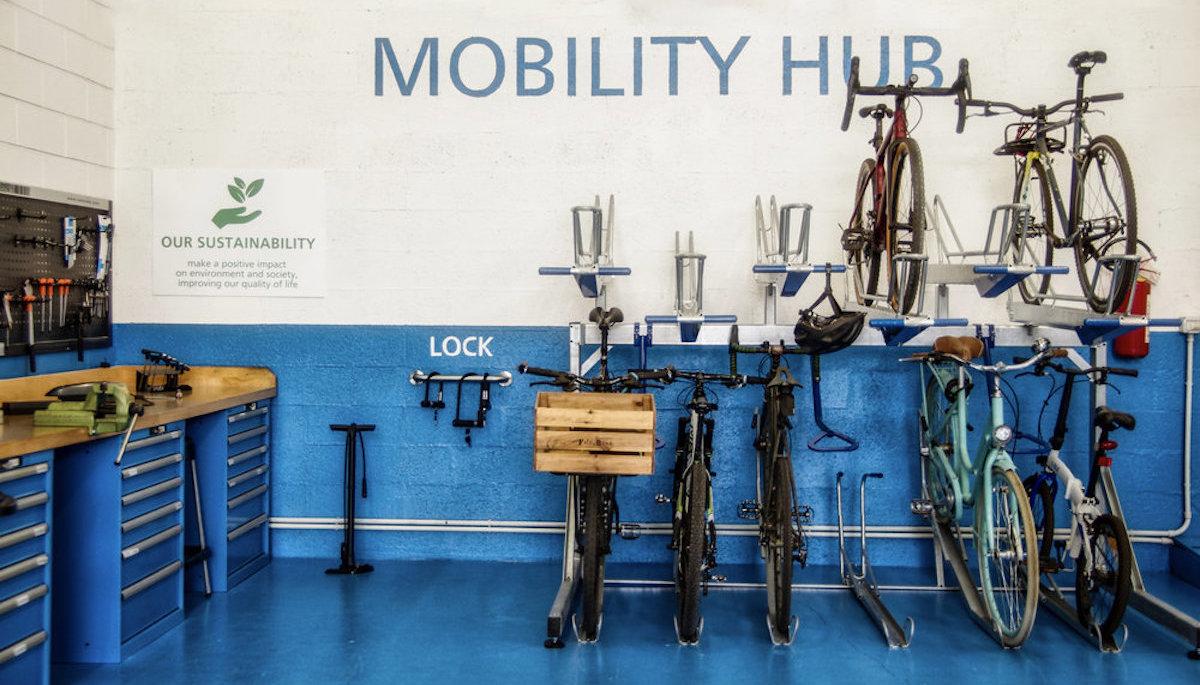 Shimano mobility hub: per promuovere la mobilità sostenibile