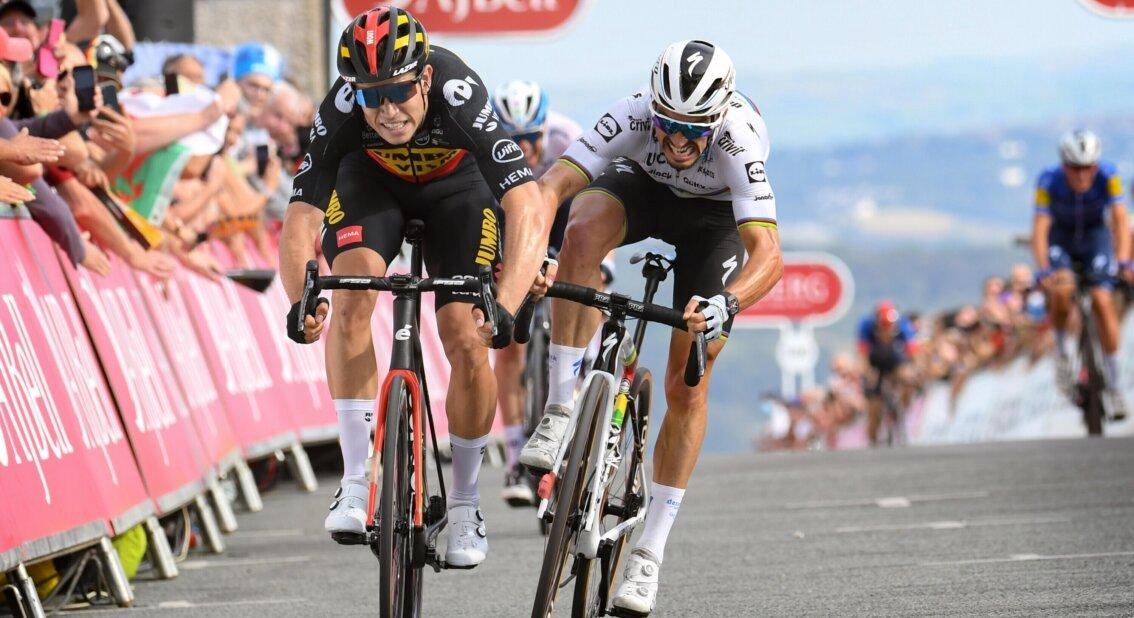 Quarta tappa del Tour of Britain