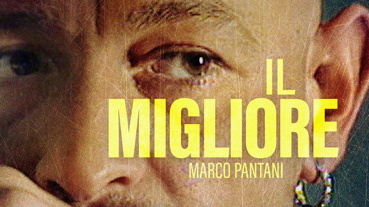"""""""Il Migliore. Marco Pantani"""": al cinema il film sul Pirata, ma solo per tre giorni"""
