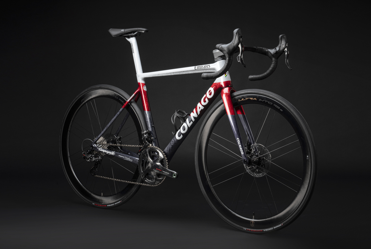 Colnago V3Rs Ice & Fire