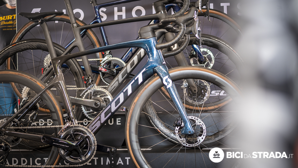 Perché le bici non si trovano