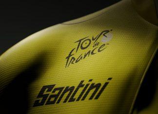 Santini partner ufficiale del Tour de France