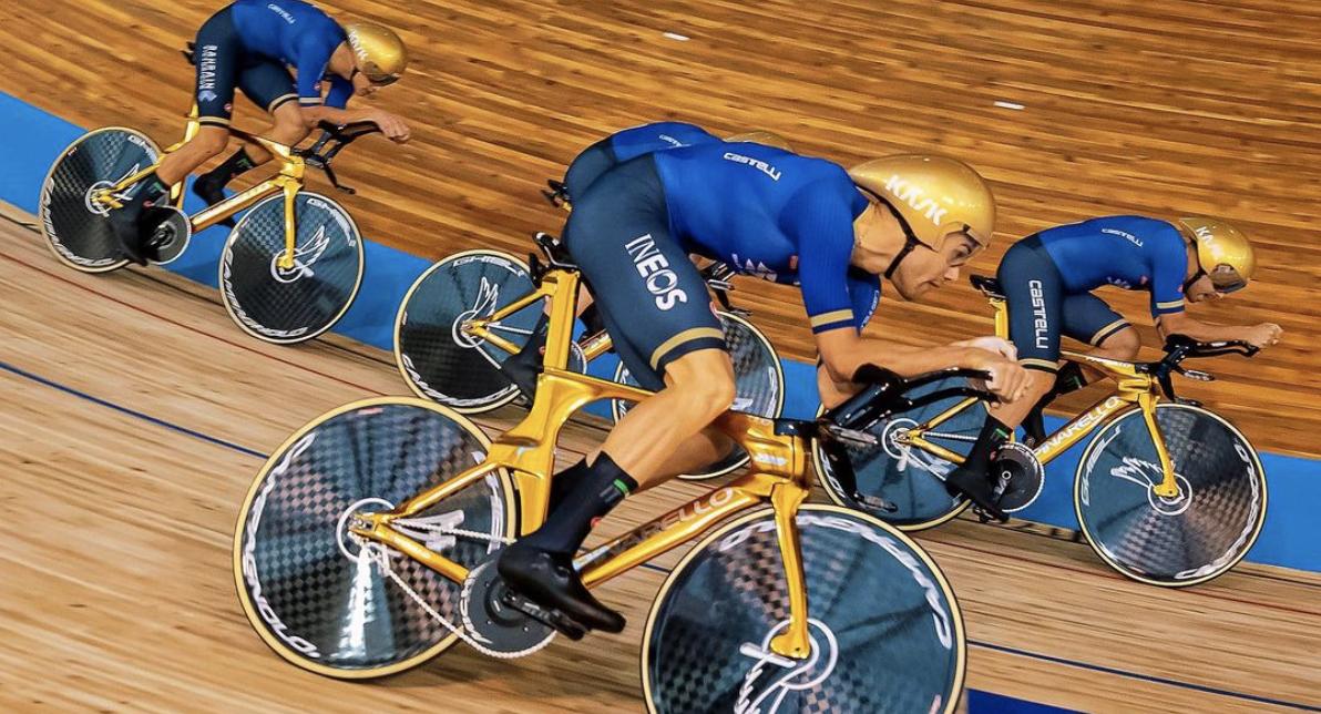 Rubate le bici della nazionale azzurra della pista